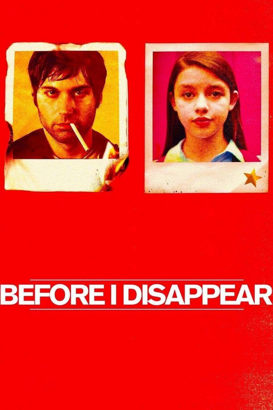 Caratula de Before I Disappear (Before I Disappear)