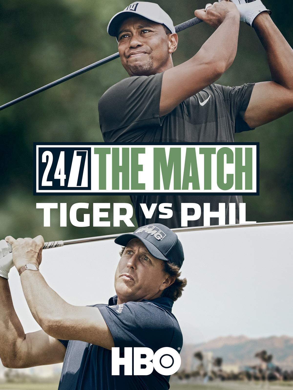 24/7 El partido: Tiger vs. Phil