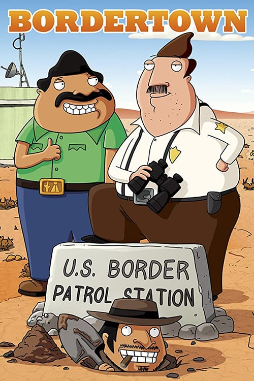 Caratula de Bordertown (Bordertown)