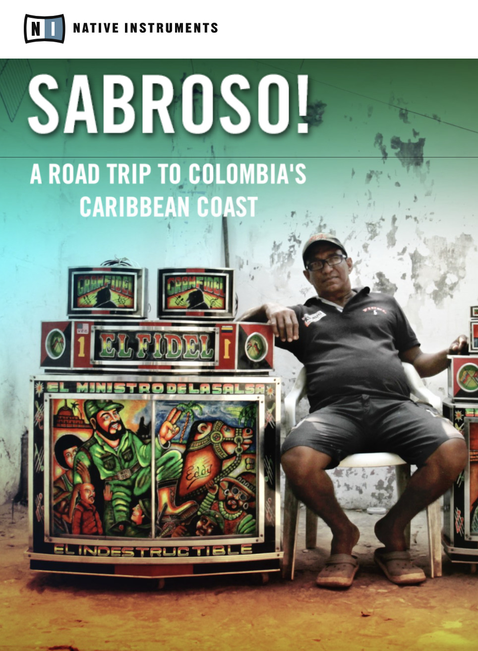SABROSO! A Road Trip to Colombia's Caribbean Coast
