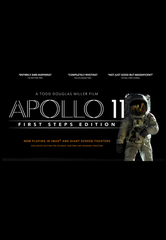 Caratula de Apollo 11: First Steps Edition (Apollo 11: Primeros pasos (edición especial))