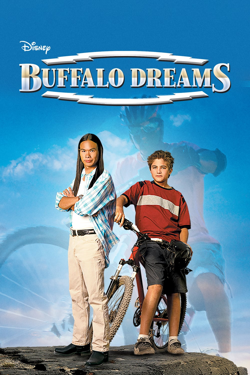 Caratula de Buffalo Dreams (Buffalo Dreams)
