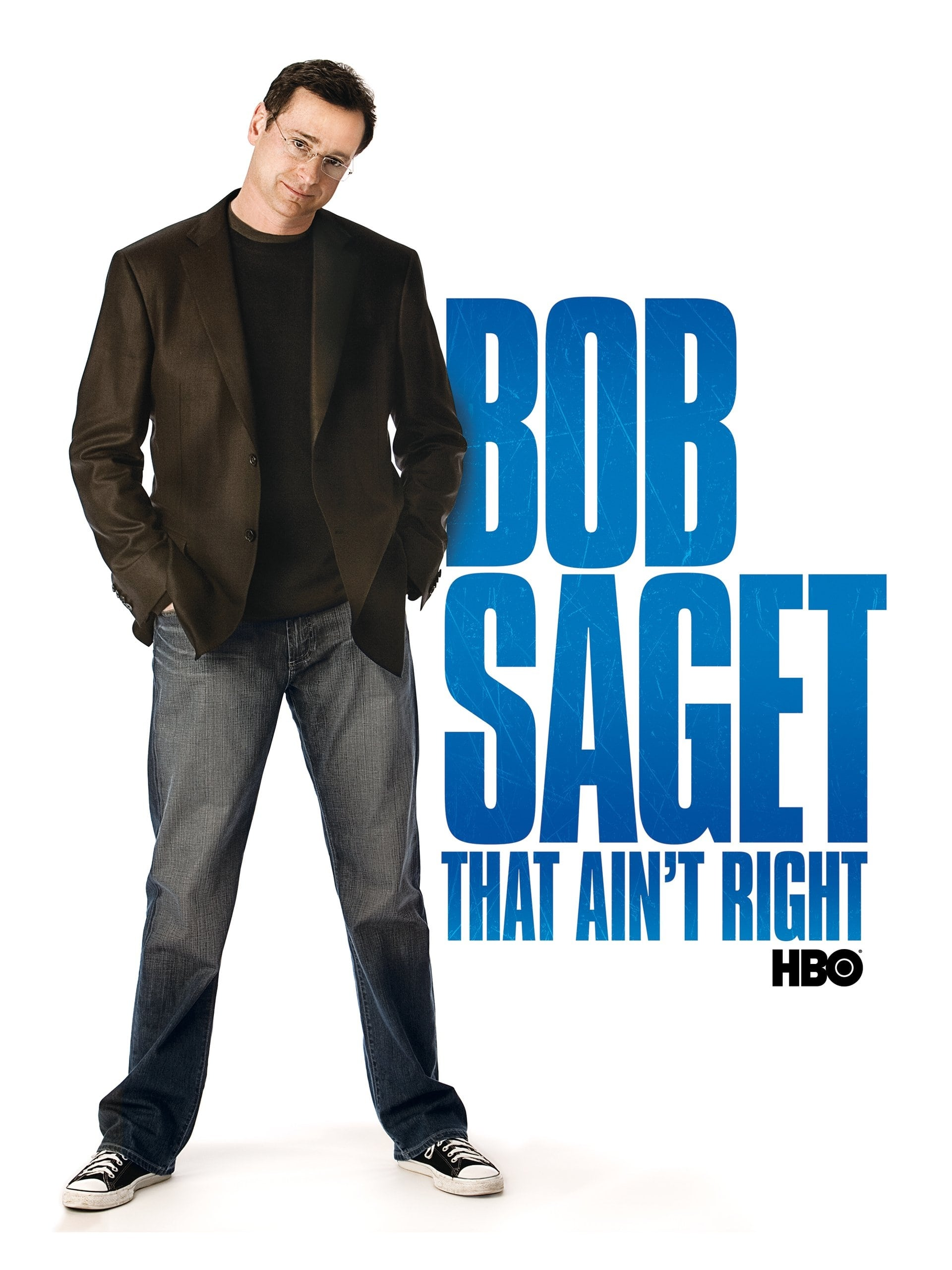 Caratula de Bob Saget: That Ain't Right (Bob Saget: That Ain't Right)