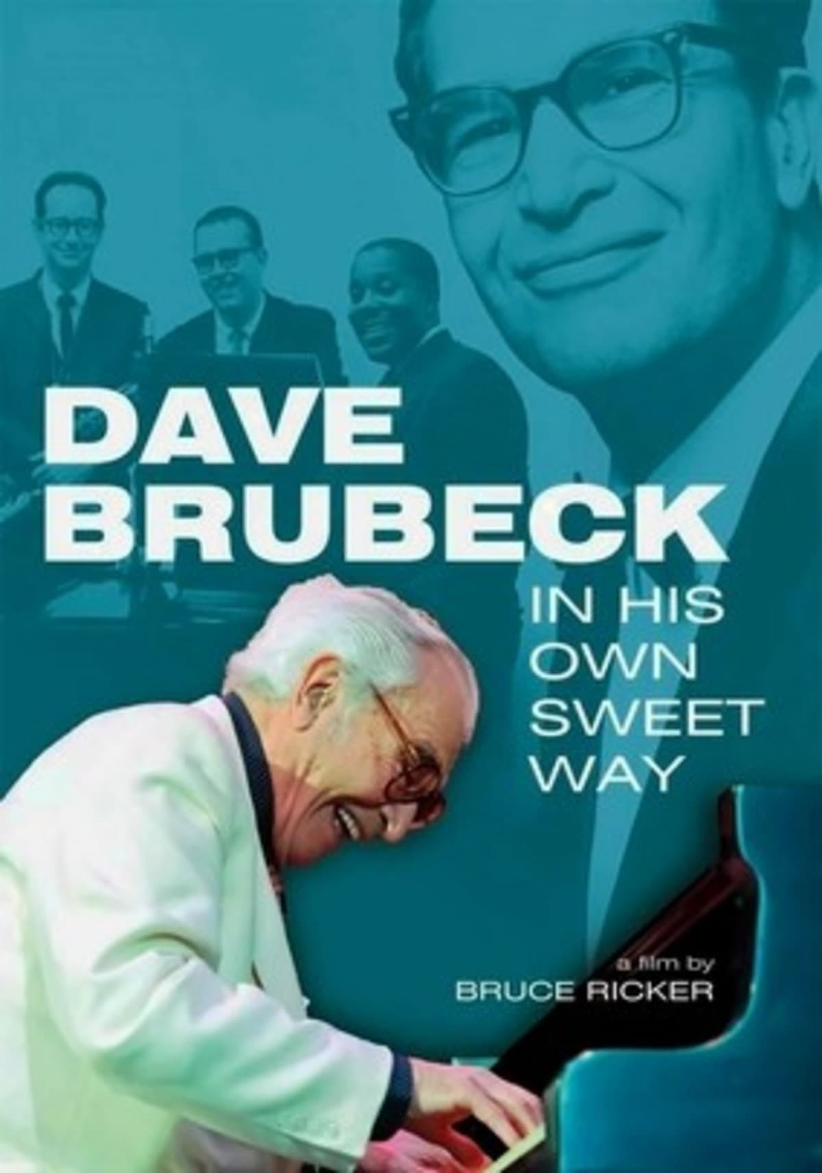 Caratula de DAVE BRUBECK: IN HIS OWN SWEET WAY (Dave Brubeck: In His Own Sweet Way)