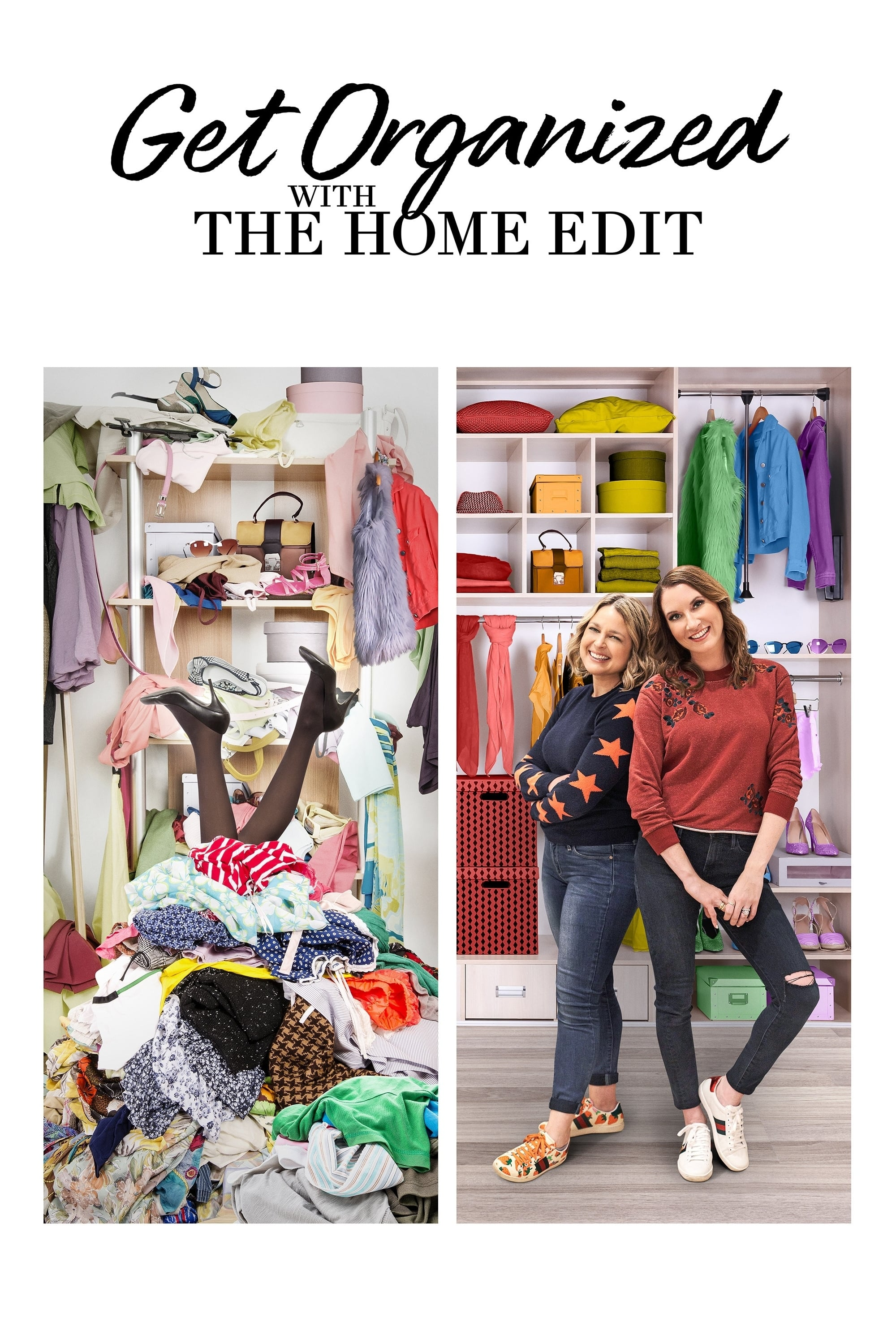 The Home Edit: Cada cosa en su lugar