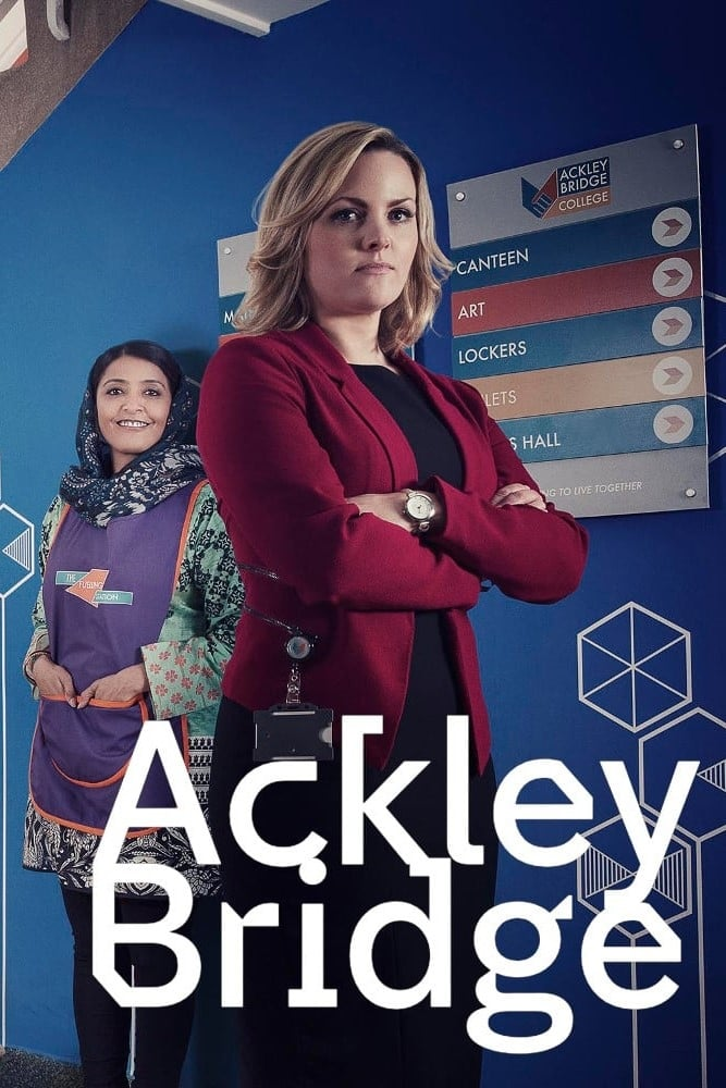 Caratula de ACKLEY BRIDGE (ACKLEY BRIDGE)
