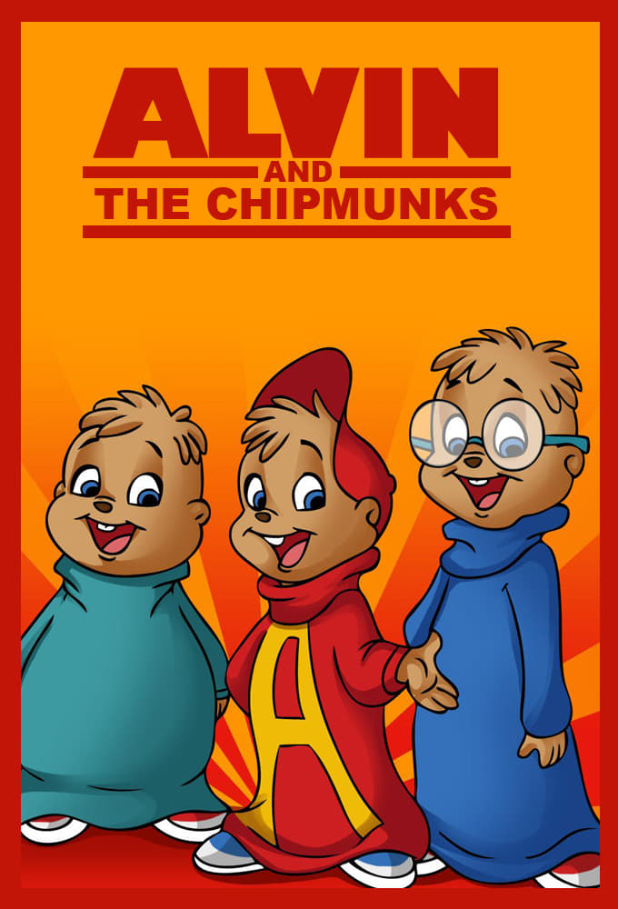 Caratula de ALVIN AND THE CHIPMUNKS (Alvin y las ardillas)