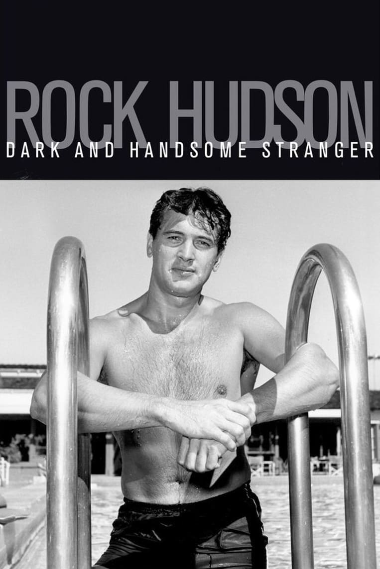 ROCK HUDSON – DARK AND HANDSOME STRANGER