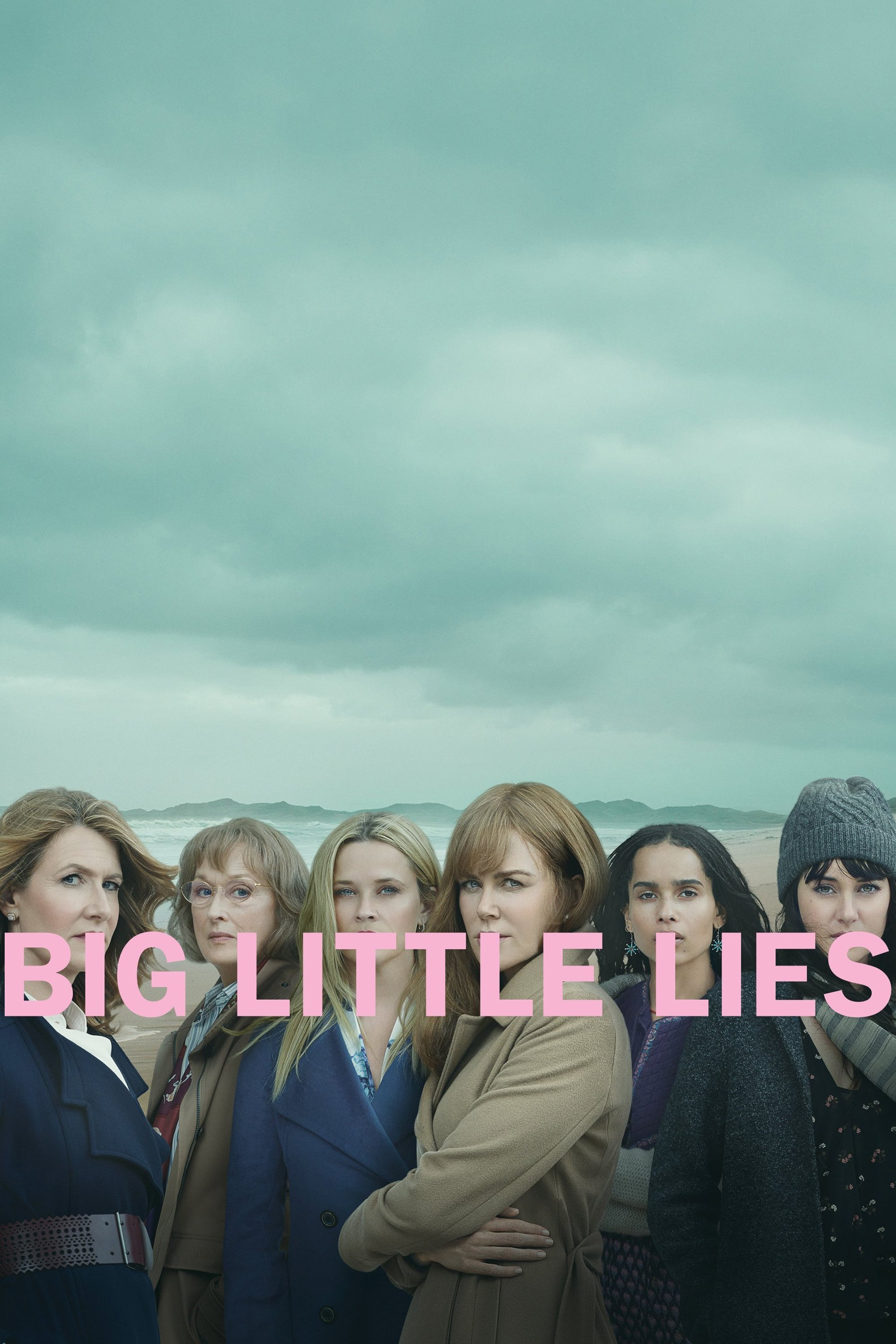 Caratula de Big Little Lies (Big Little Lies)